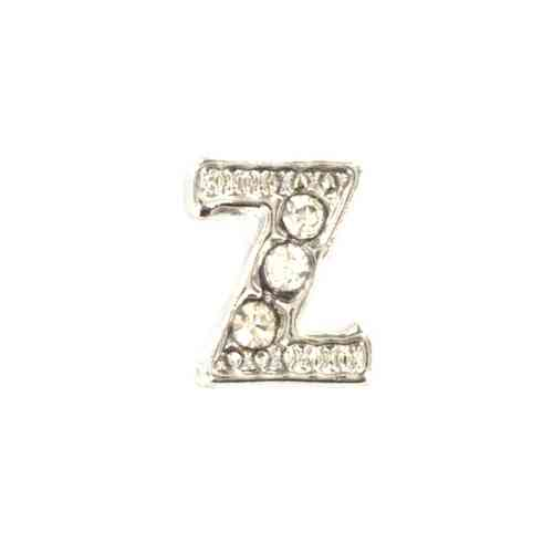"Floating Charm Buchstabe ""Z"""