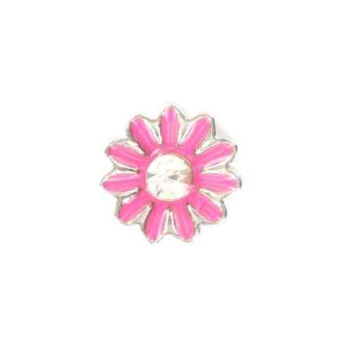 Floating Charm pinke Blume