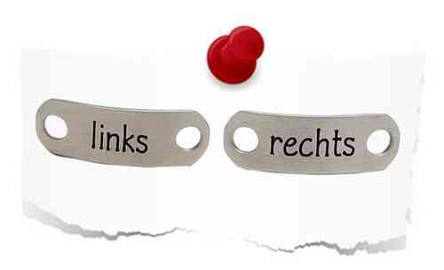 "Double TAG: ""links - rechts"" - Matt"